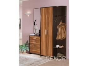 Комплект мебели для прихожей Арт-4 с угловым элементом