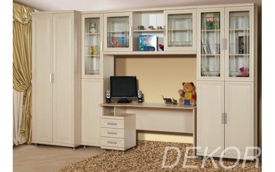 """Мебель для детской комнаты с книжным шкафом  """"Дана-2"""""""