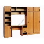 """Комплект мебели для детской со столом """"Альтаир-купе"""""""