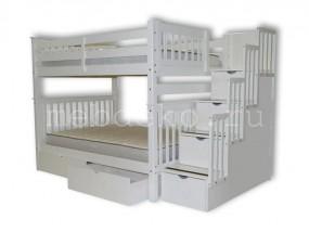 """Детская  2-х ярусная кровать  """"Атланта-2"""" с ящиками(в)"""