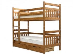 """Детская  2-х ярусная кровать  """"Викинг-2"""" с ящиками (в)"""