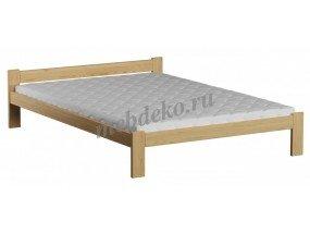"""Кровать из массива дерева """"Адели"""""""
