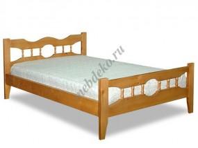 """Кровать """" Анхелита """" из массива сосны"""