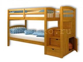 """Детская  2-х ярусная кровать  """"Аскар""""  (в)"""
