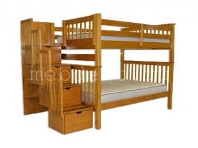 """Детская  2-х ярусная кровать  """"Атланта"""" (в)"""