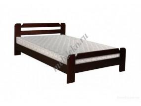 """Кровать """" Брианна """" из натурального дерева"""
