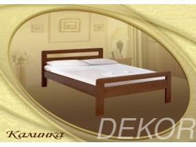 """Кровать из массива дерева на ножках  """"Калинка"""""""