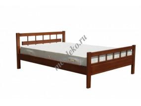 """Кровать """" Криста """" из натуральной сосны"""