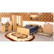 """Мебель для спальни """"Арина-9"""" с двумя прикроватными тумбами"""