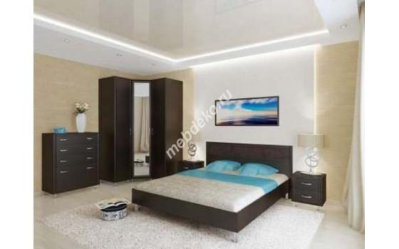 """Мебель для спальни """"Стиль-2"""" с угловым шкафом"""