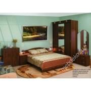 "Мебель для спальни ""Светлана-1"" с трюмо и 3-х створчатым шкафом"