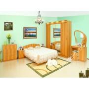 """Комплект мебели для спальни """"Светлана-10"""" с туалетным столиком"""