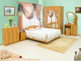 """Комплект мебели в спальню """"Светлана-16"""" (кровать 1600х1900)"""