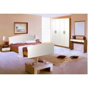 """Комплект мебели в спальню в светлых тонах """"Валерия-2"""""""