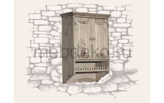 "Шкаф навесной ""Кантри"""