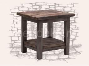 """Прикроватный  столик """"Лофт №2"""""""